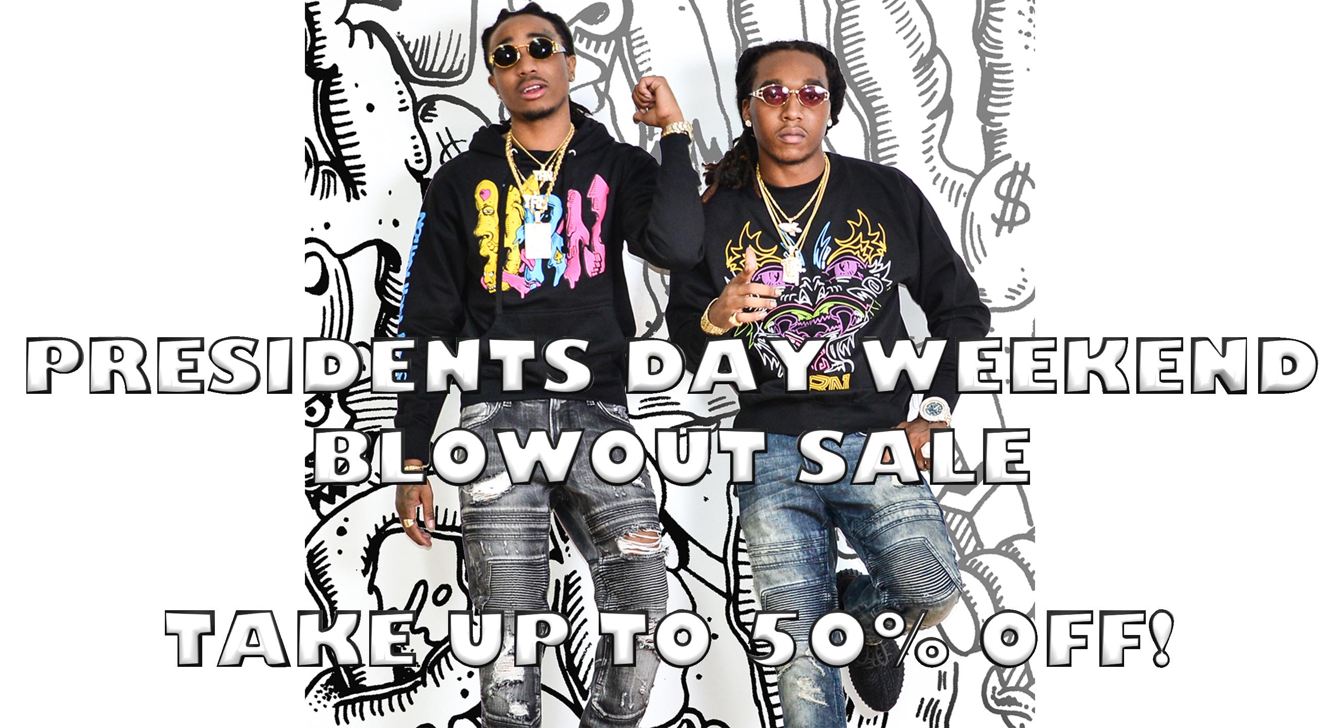 2016 Presidents Day Weekend Presidents Day Weekend Sale